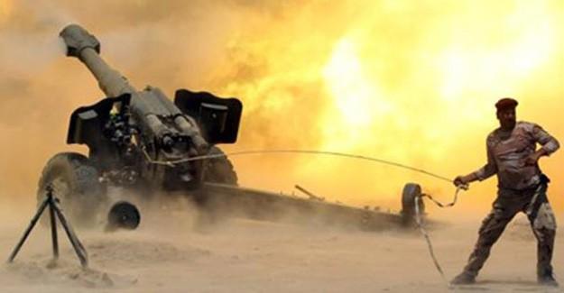 IŞİD'den Korkunç Vahşet! 50 Bin Sivili 'Canlı Kalkan' Yaptılar