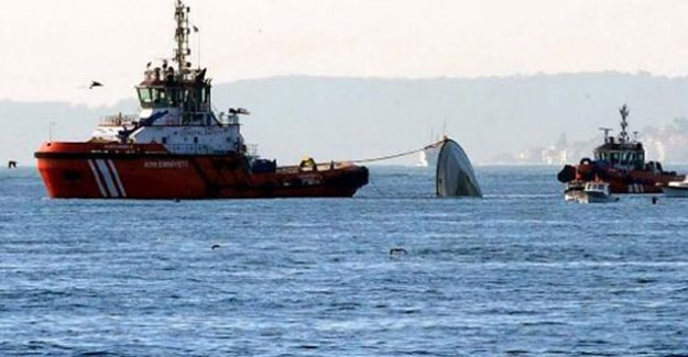 İstanbul Boğazı'nda Gemi Kazası! Alabora Oldu: 3 Şehit