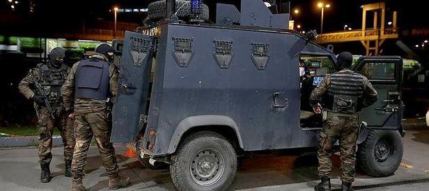 İstanbul'da Eylem Hazırlığındaki 15 Terörist Yakalandı
