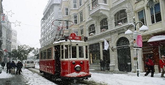 İstanbul'daki Soğuk Can Aldı
