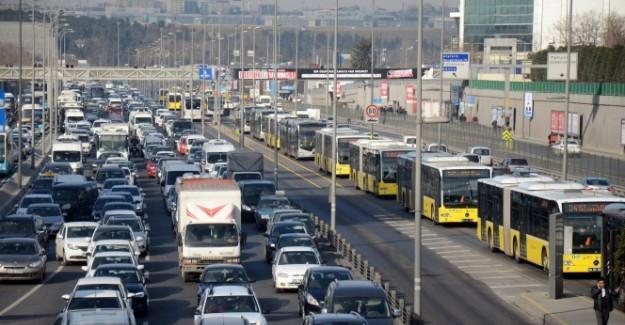İstanbullular Dikkat! 24 Mayıs'a Kadar Bu Yollar Kapalı