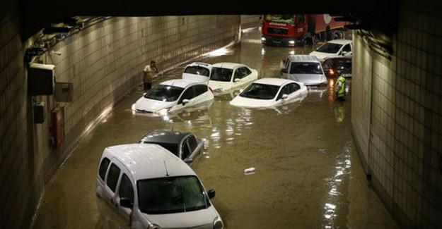 İşte Ankara'daki su baskınlarının nedeni!