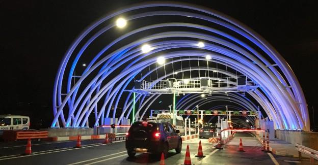 İşte Avrasya Tüneli'nin Yeni Geçiş Ücretleri