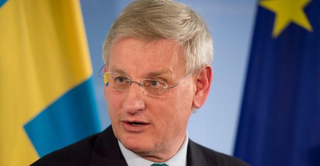 İsveçli Bakan'dan Sert Tepki: Brüksel Uyuyor mu? Eğer Darbe Başarılı Olsaydı...