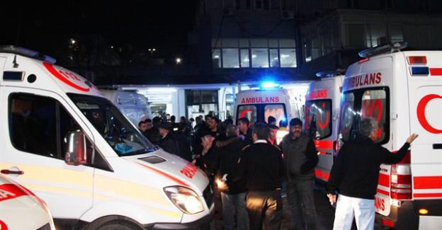 İzmir Saldırısında Yaralananların İsimleri Açıklandı