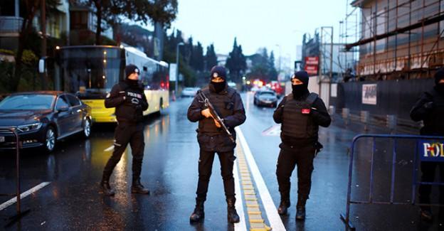 İzmir'de Reina Operasyonu! Çok Sayıda Kişi Gözaltında
