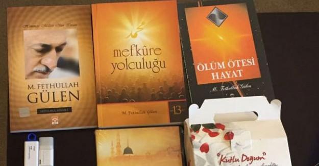 Kadir Topbaş'ın Damadının Ofisinden Gülen'in Kitapları Çıktı!