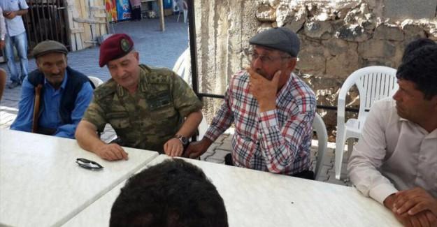 Kahraman Şehit Halisdemir'in Ailesine Anlamlı Ziyaret