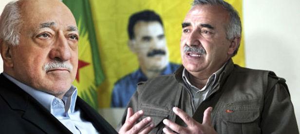 Kalleş 'FETÖ-PKK İş Birliği' İstihbarat Raporlarında