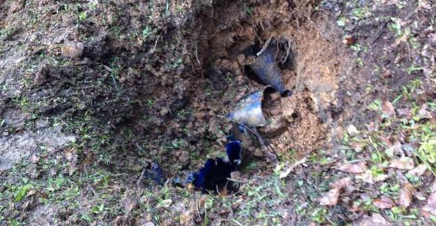 Kandil'in Silah Yardımı Toprağa Gömülü Bulundu