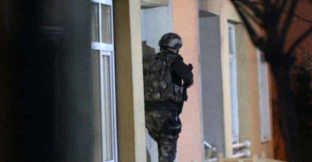 Karadeniz'de IŞİD Operasyonu!