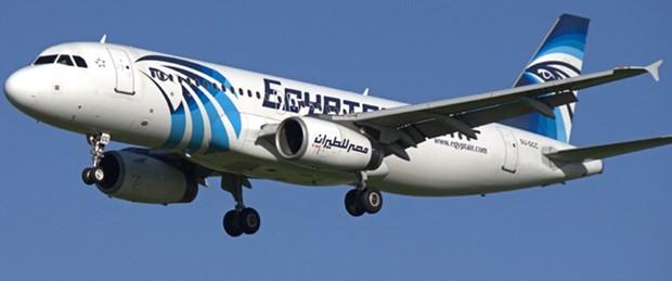 Kayıp Mısır Uçağının Düştüğü Yer Açıklandı
