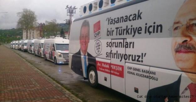 Kemal Kılıçdaroğlu'nun Konvoyuna Ateş Açıldı!