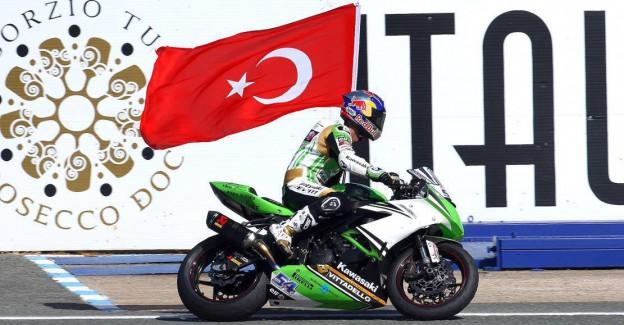 Kenan Sofuoğlu 5. Kez Dünya Şampiyonluğunu İlan Etti