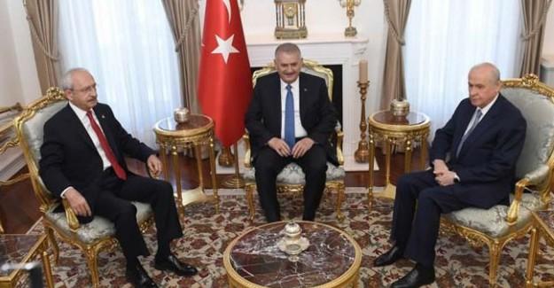 Kılıçdaroğlu Açıkladı: 3 Parti O Meselede Uzlaştık