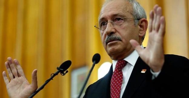 Kılıçdaroğlu, Başbakan Yıldırım'a Sahip Çıktı