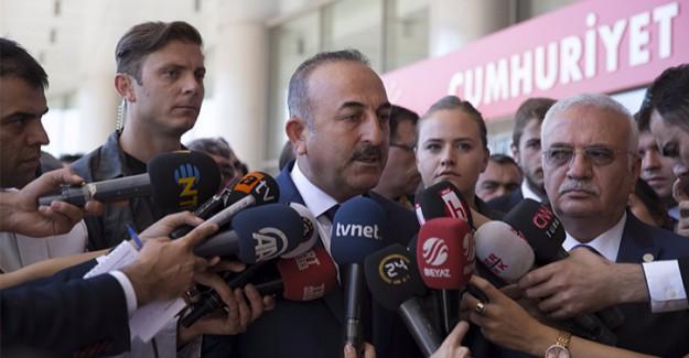 Kılıçdaroğlu Görüşmesinin Ardından Çavuşoğlu'ndan İlk Açıklama