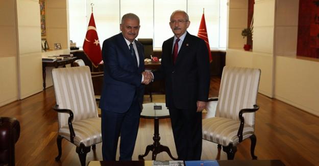 Başbakan Yıldırım'dan Kılıçdaroğlu'na Bir Davet Daha!