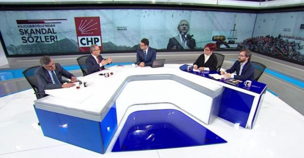 Kılıçdaroğlu'na sert cevap:Teröristten farkın ne?