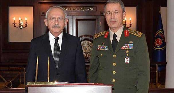 Kılıçdaroğlu'ndan Sürpriz Görüşme