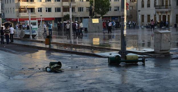 Kilis'e Roketli Saldırı! Ölü ve Yaralılar Var