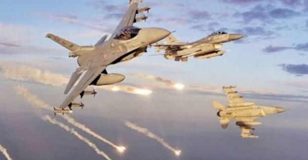K.Irak'taki PKK Kamplarına TSK Baskını