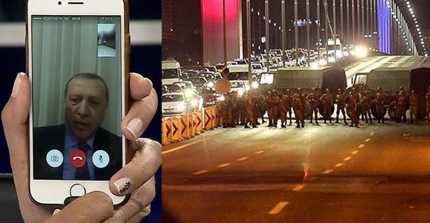 Köprüdeki Askerlere Cumhurbaşkanı'nı İzletince...