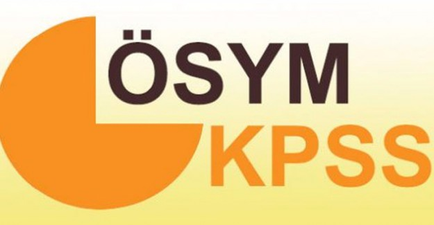 KPSS-ÖABT Soru Kitapçığı ve Cevap Anahtarı Yayımlandı