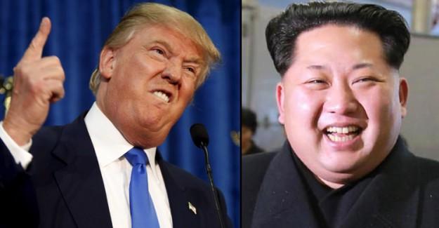 Kuzey Kore Trump'ın O İsteğini Reddetti!