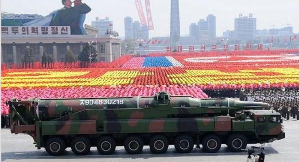 Kuzey Kore'den ABD'ye Açık Tehdit: Füzeleri Ateşleriz!