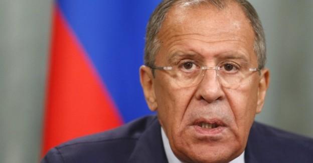 Lavrov'dan Soğuk Türkiye Açıklaması