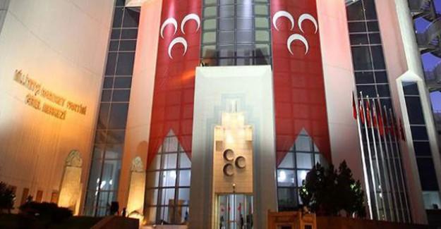 Mahkeme Son Noktayı Koydu Pensilvanya Yıkıldı: MHP Kongresi Toplanamaz!