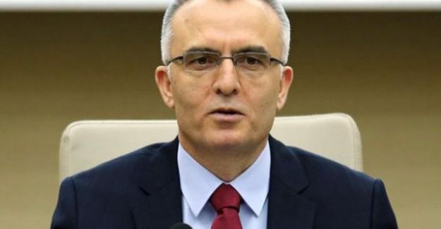 Maliye Bakanı'ndan Flaş Açıklama