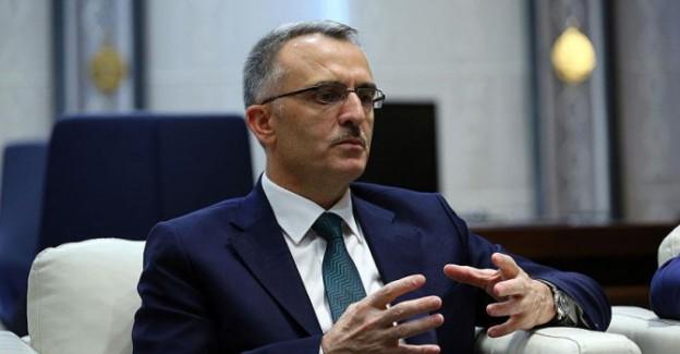 Maliye Bakanı'ndan Vergi Barışı Açıklaması