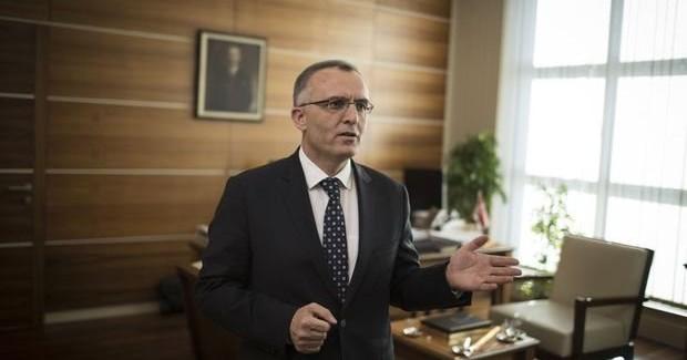 Maliye Bakanı'nın Vergi Borcu Çıktı