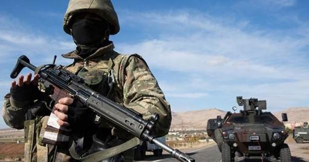 Mardin'de Yine PKK Kalleşliği! 2 Asker Şehit