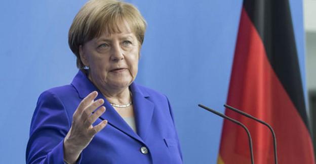 Merkel: Türkiye Olmadan Asla...