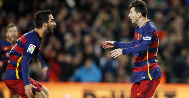 Messi'yi Takımda Tutmak İçin Arda Turan'ı Satacaklar