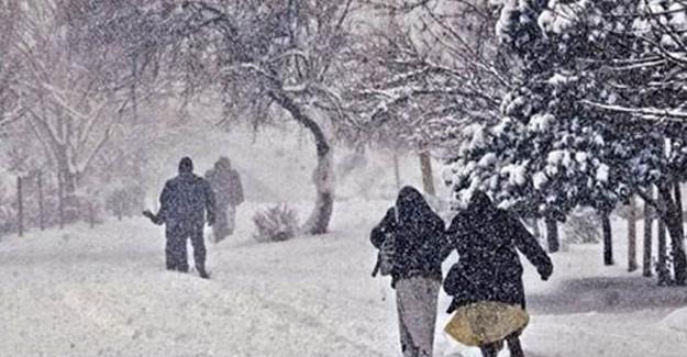 Meteoroloji'den Ankara'ya Uyarı Geldi!