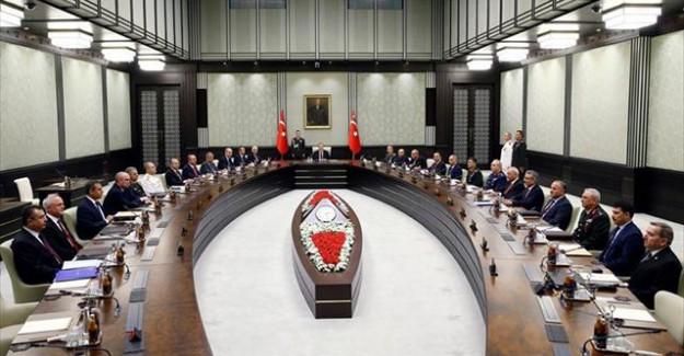MGK'dan Dikkat Çekici PKK Açıklaması