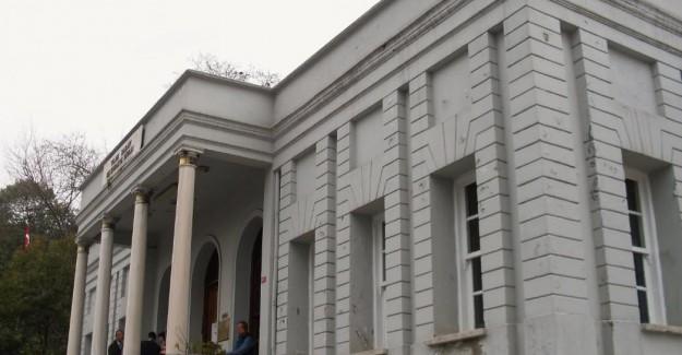 Mimarlar Odası Saray'dan Çıkarıldı