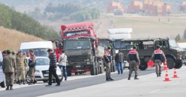 MİT TIR'larını Durdurtan Müdür Tutuklandı