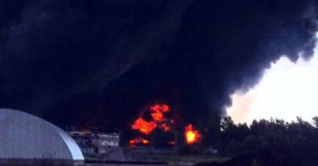 Mühimmat Deposunda Yangın: 17 Asker Hayatını Kaybetti