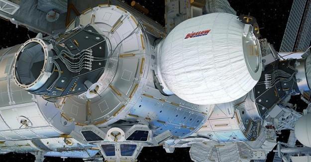 NASA'dan şişirilebilir yaşam kapsülü
