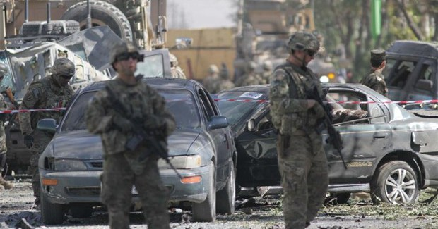 NATO Konvoyuna İntihar Saldırısı!