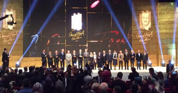Necip Fazıl Ödülleri Sahiplerini Buldu