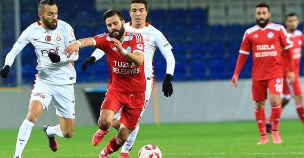Galatasaray Kupada 'Tuzla' Buz Oldu! 5 Gol, 3 Kırmızı Kart