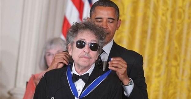 Nobel Edebiyat Ödülü Trabzonlu Bob Dylan'a