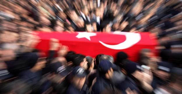 Nusaybin'de 1 Polis Memuru Şehit!