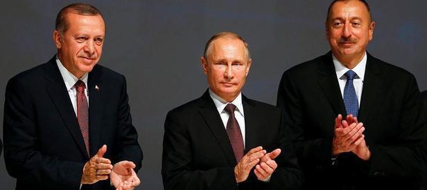 O Görüntüler Avrupa'yı Panikletti: Erdoğan Rus Kartını Oynuyor